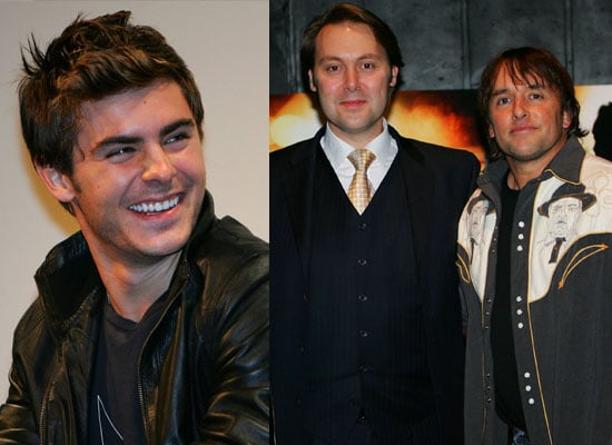 Exclusive PopSugar UK Interview With Me and Orson Welles Cast Zac Efron Claire Danes Richard Linklater