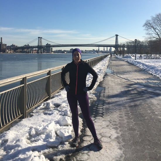 How to Train for a Half Marathon in the Middle of a Horrible Winter