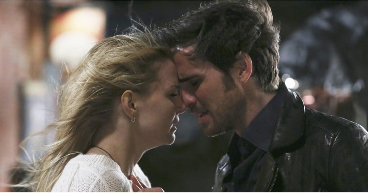 Resultado de imagem para Once Upon a Time:  Hook e Emma