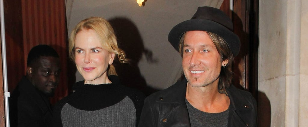 Nicole Kidman and Keith Urban's Love Radiates During Their Latest Outing