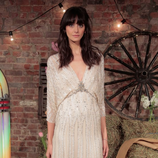1920s Flapper-Style Wedding Dresses by Jenny Packham