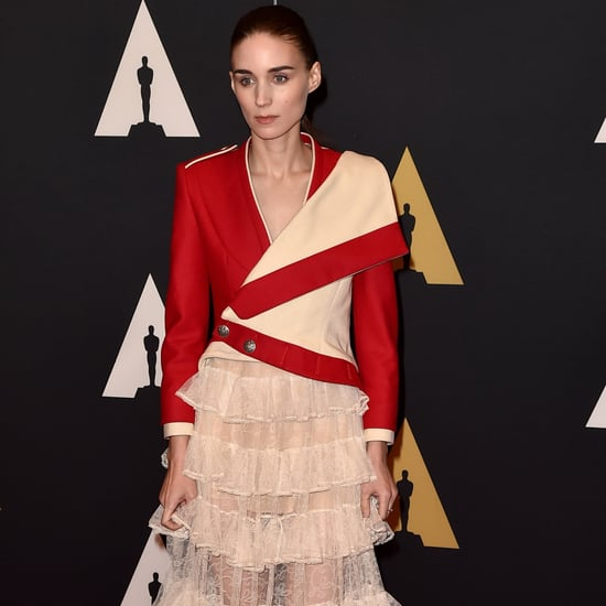 Governors Awards Red Carpet Fashion 2015