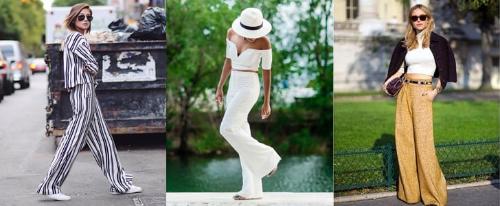 Abandon Your Skinny Jeans — It's All About the Wide Leg