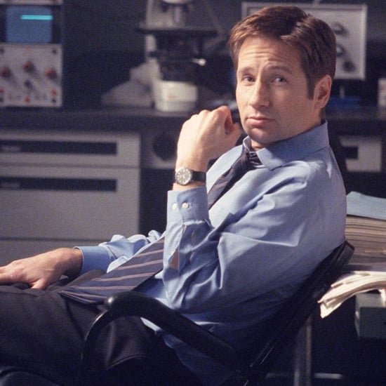 Hot Pictures of David Duchovny on The X-Files