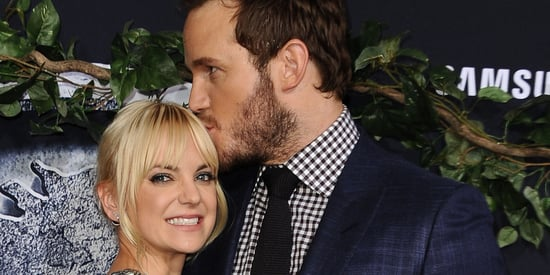 Chris Pratt And Anna Faris Keep Their Love Alive By Wrestling, Duh