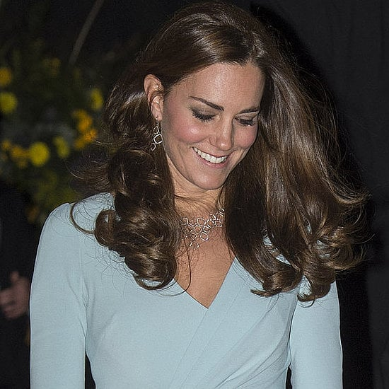 Kate Middleton In Sexy Dresses