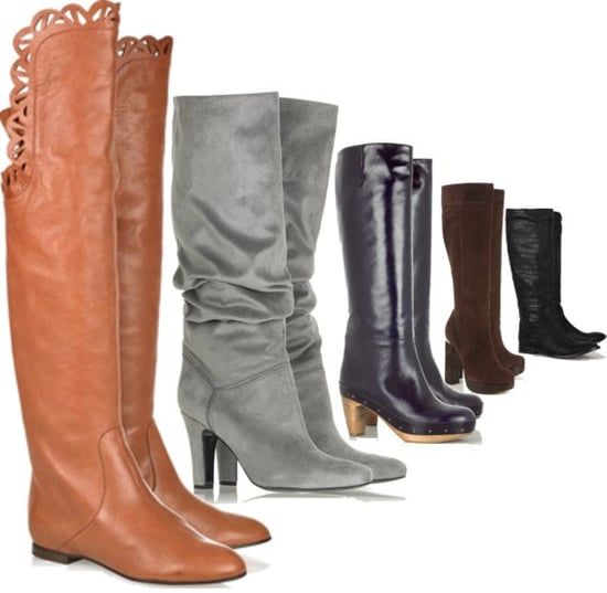 Shop the Best Knee-High Boots for Fall Winter 2010