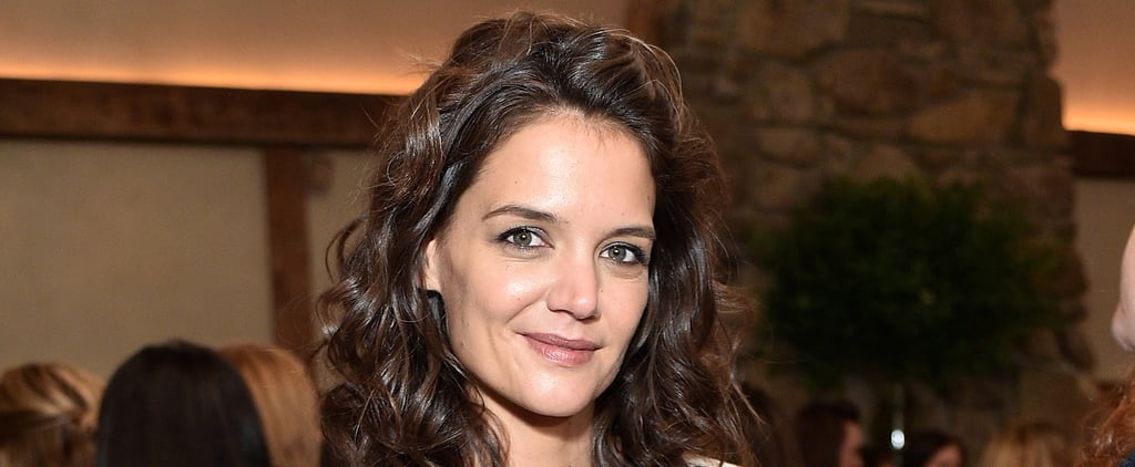 Katie Holmes Steps Out For Yet Another Chic Outing in NYC