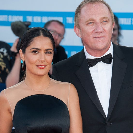 Salma Hayek at the Deauville Film Festival   Pictures
