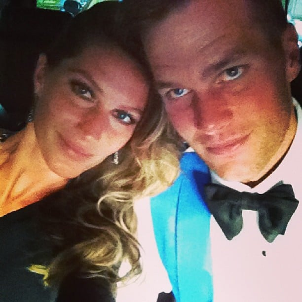 Gisele Bündchen and Tom Brady made their way to the Met Gala in stunning fashion. Source: Instagram user giseleofficial