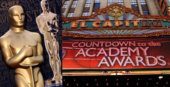 Countdown to the 2007 Oscars!