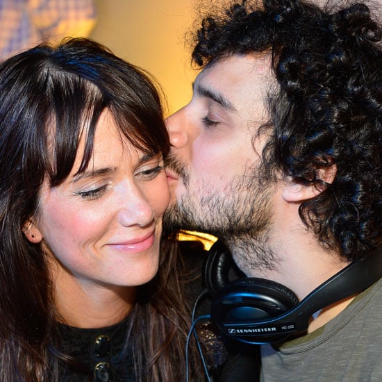 Kristen Wiig and Fabrizio Moretti PDA Pictures at Lexus Laws of Attraction Party