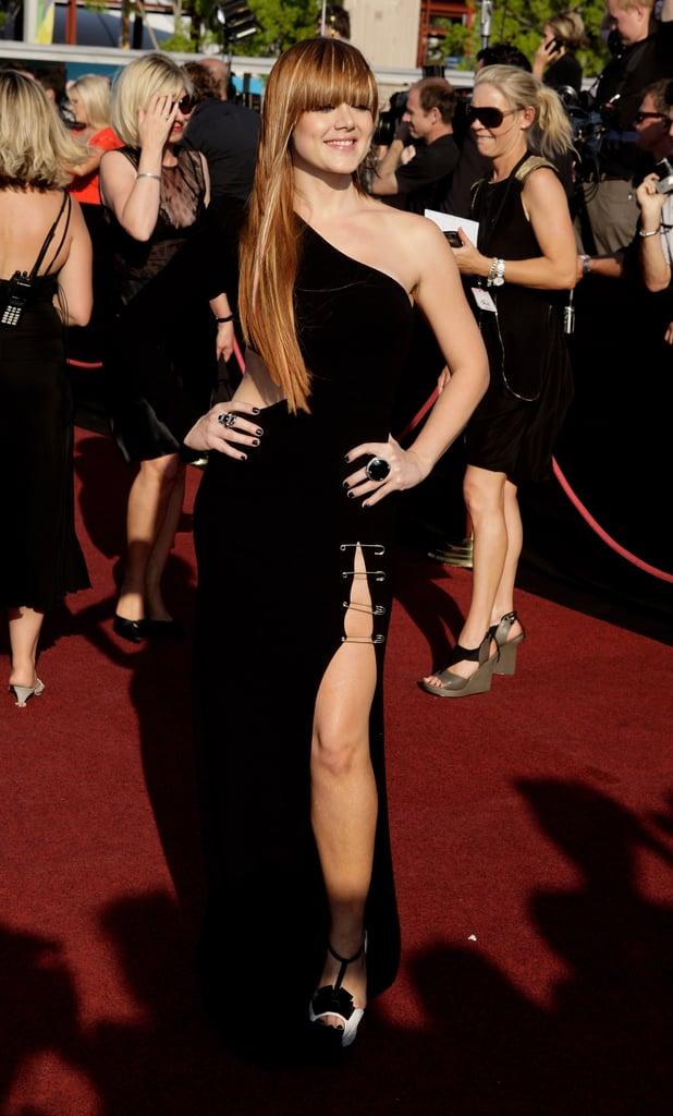 2009: Vanessa Amorosi