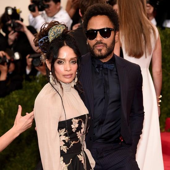 Former Flames Lisa Bonet and Lenny Kravitz Arrive at the Met Gala Together