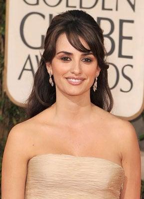 2009 Golden Globe Awards: Penelope Cruz