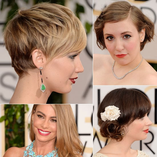 Every Beauty Look You Need to See From the 2014 Golden Globes Red Carpet