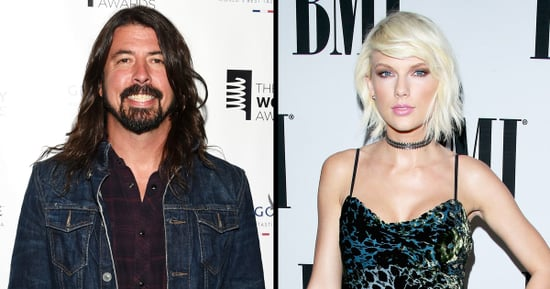 Foo Fighters' Dave Grohl Recounts Time He Was 'Super High' and Jammed With Taylor Swift