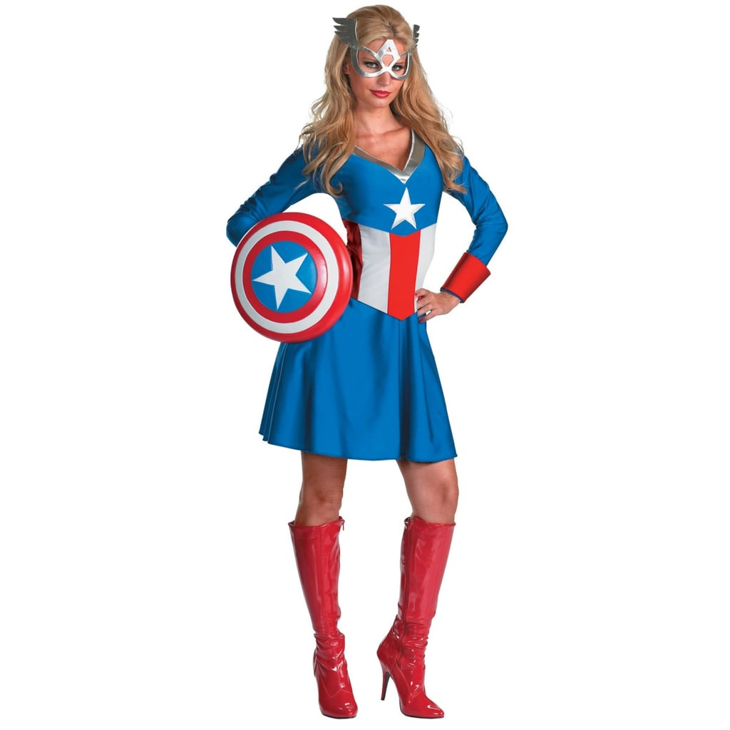 Ms. Captain America