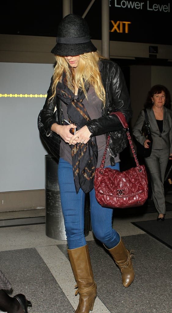 Blake Lively was out in LA.