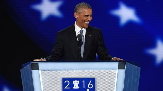 President Obama Praises Clinton, Bashes Trump in DNC Speech