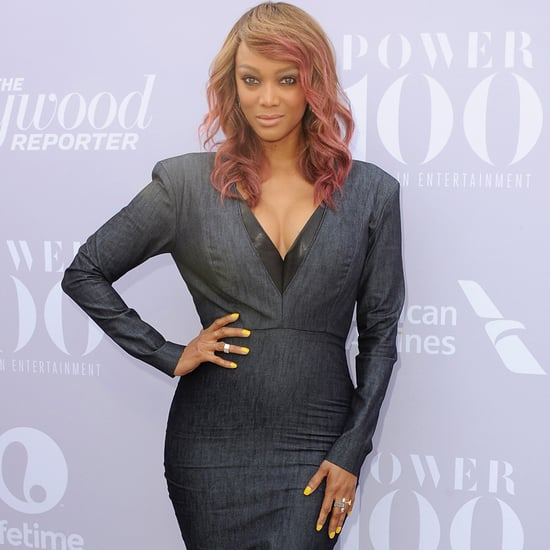 Tyra Banks's First Photo of Son