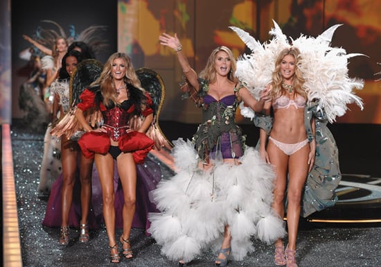 Photos from the 2009 Victoria's Secret Show in New York