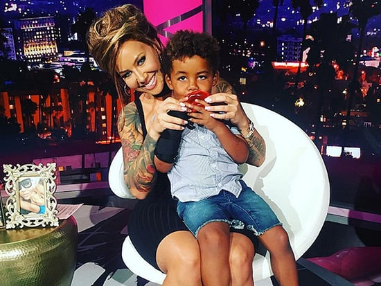 Amber Rose on the Realities of Motherhood: 'You Figure It Out Along the Way'