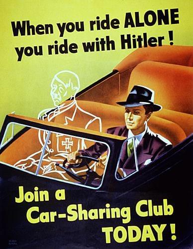 Vintage War Propaganda Posters — Are We Repeating History?
