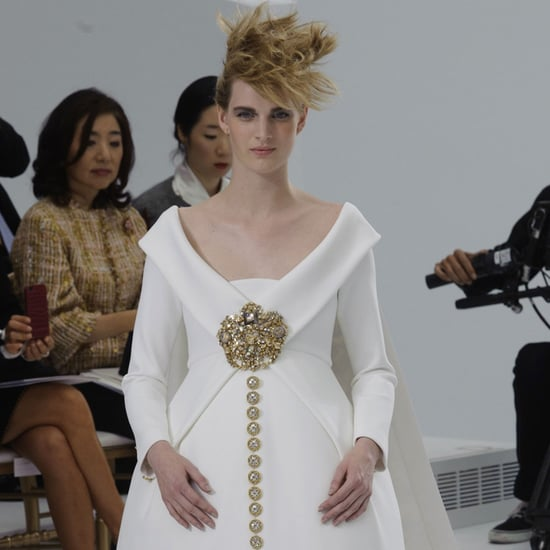 Chanel Haute Couture Fashion Week Fall 2014
