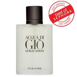 Monday Giveaway! Giorgio Armani Acqua Di Gio Pour Homme