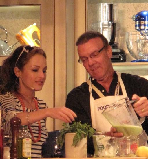 Giada De Laurentiis at 2010 Food & Wine Classic in Aspen, CO