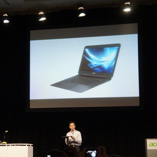 Acer CES Press Conference