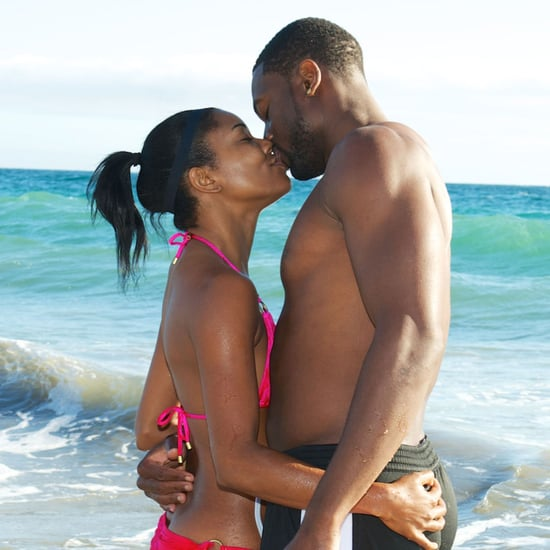 Gabrielle Union Bikini and Dwyane Wade Shirtless Pictures