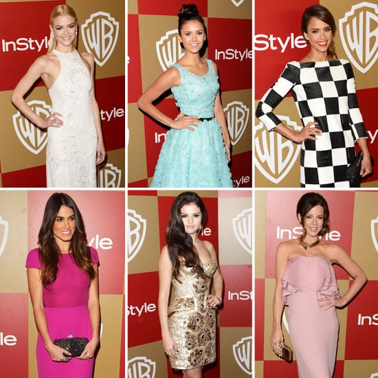 Golden Globes Party Fashion Pictures 2013