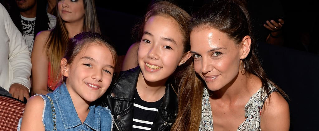 Katie Holmes Gives Suri Cruise the Absolutely Sweetest Night Out
