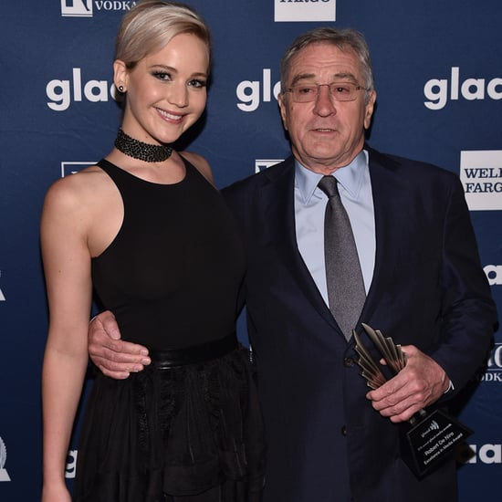 Jennifer Lawrence at GLAAD Media Awards May 2016 | Pictures