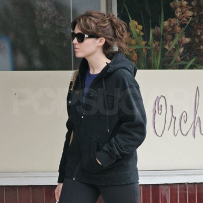 Mandy Moore Out Shopping in LA