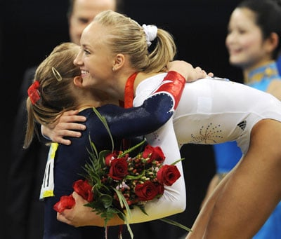 What's Next For Gymnasts Liukin and Johnson