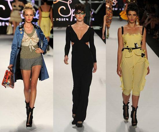 Spring 2011 New York Fashion Week: Z Spoke 2010-09-11 21:15:05