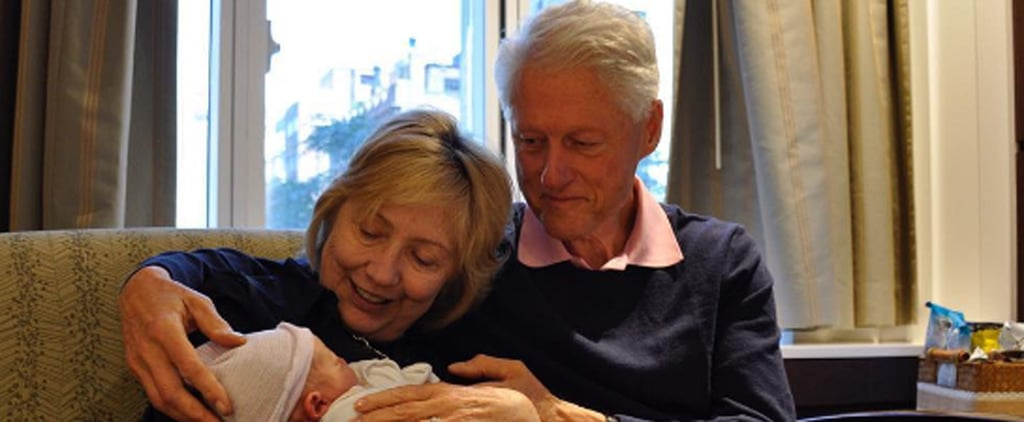 See the First Photos of Chelsea Clinton's Son, Aidan!