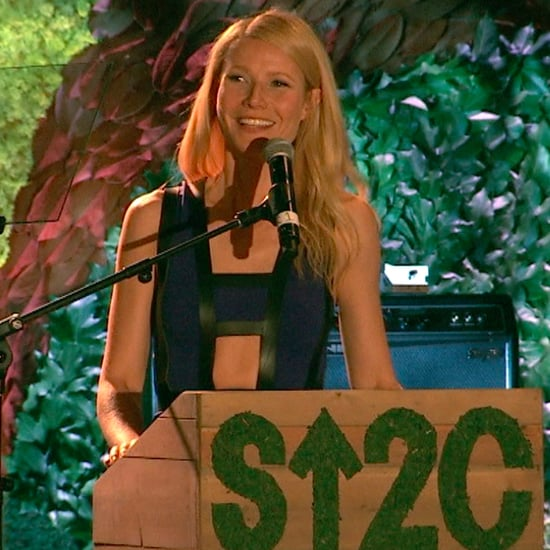 Gwyneth Paltrow's Speech at Stand Up to Cancer Gala