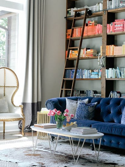 How To Make Your Cluttered Bookshelf Look Stylish