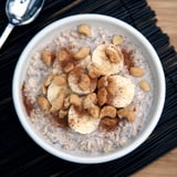 Banana Cashew Overnight Oats