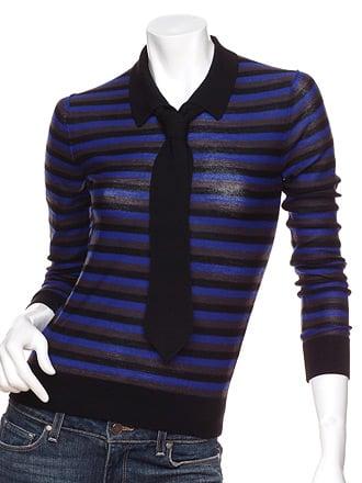 Sonia Rykiel Striped Tie Sweater: Love It or Hate It?