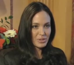 Angelina Is Done Breast Feeding But Can't Always Avoid Pee