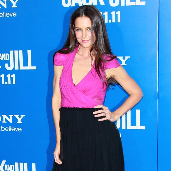 Katie Holmes Pictures at LA Premiere of Jack and Jill
