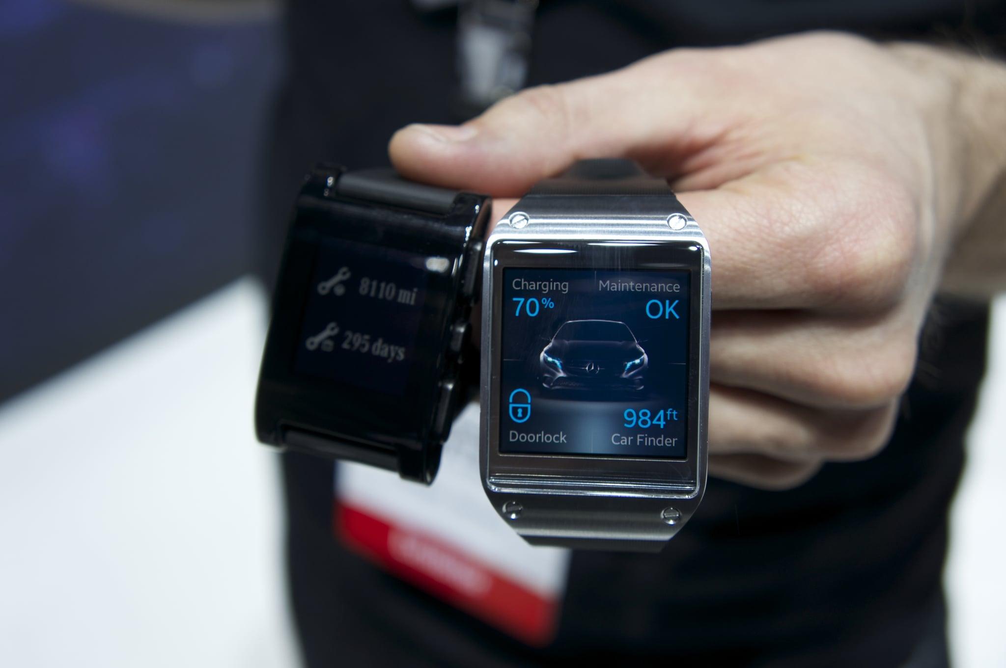 Mercedes-Benz — Wearable Tech