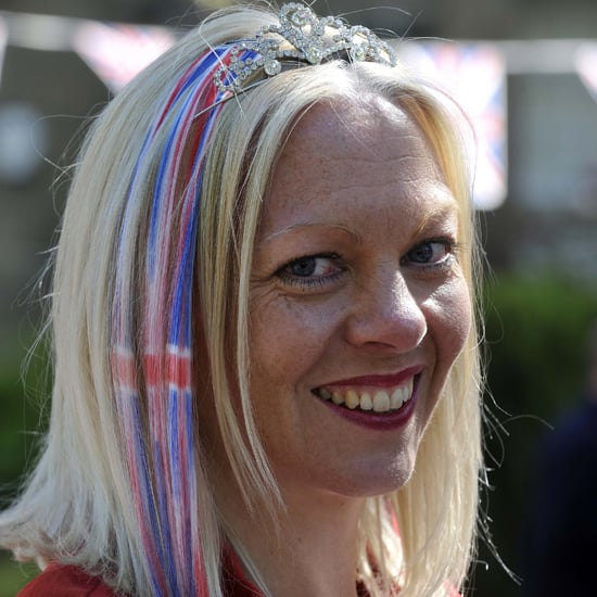 Union Jack Diamond Jubilee Street Style and Patriotic Beauty