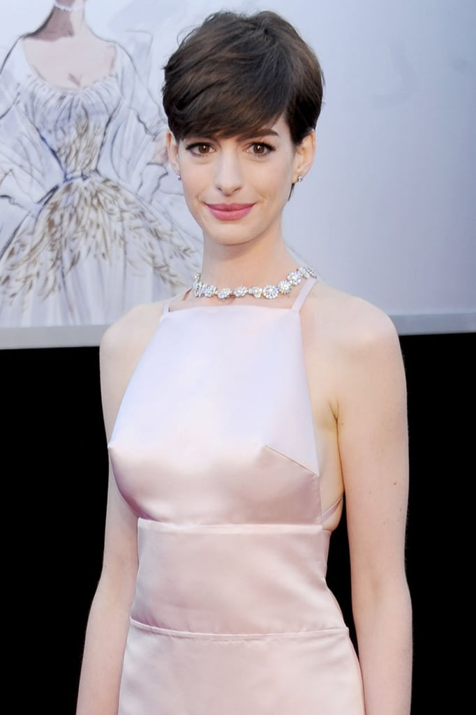 Anne Hathaway is in negotiations to join Laggies, a dark comedy from Your Sister's Sister director Lynn Shelton. Chloë Moretz, Mark Webber and Sam Rockwell are also in talks to join.