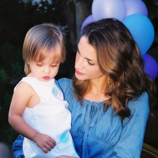 Queen Rania's Throwback Dress Instagram July 2016